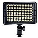 c-160s principale portatile 160pcs luce video a LED ad alta luminosità perline con diffusore