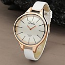 Women's Watch Fashionable Style Casual Rose Gold Curved Case  Cool Watches Unique Watches