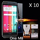 Ultimate Shock Absorption Screen Protector for HTC M8 (10PCS)