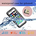 Nude Colour Style Underwater Box Waterproof Dry Pouch Protector Case for iPhone 6(Assorted Color)