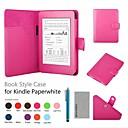 coco fun® šarene pu kožnu torbicu s zaslon zaštitnik i stylus za sve Amazon zapaliti paperwhite