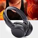 co-crea sd-288 fone de ouvido 3,5 milímetros 2.4GHz sobre jogos ouvido oi-fi para media player / tablet / celular