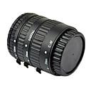 mise au point automatique newyi le tube d'extension macro pour Canon EOS EF EF-S avec monture plastique