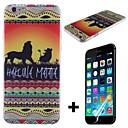 Buy Hakuna Matata Sunset Lion King Pattern Hard Screen Protector Cover iPhone 6