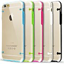 Ultra Transparent Glow in Dark Case for iPhone 6 (Assorted Colors)