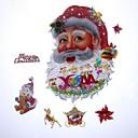 42 * 27cm ukrasni božićni ukras Djed Mraz naljepnice