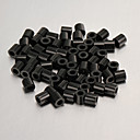 Perler Beads(Black 5MM Beads)(500 Pcs)