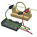 DIY Motor Magnetic Induction Coil Educational Novelty Toys