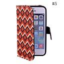 coway padrão de diamante personalidade caso coldre telefone móvel para iphone5 / 5s (cores sortidas)