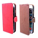Buy Retro Matte Leather PU Cover Card Slot iPhone 6(Assorted Colors)