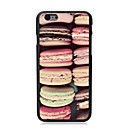Elonbo® Nice Bread Plastic Hard Back Cover for iPhone 6