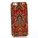 Abstract Style Pattern Silicone Soft Cover and Mini Diaplay Stand for iPhone 6