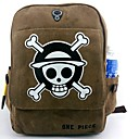 Buy Bag Inspired One Piece Cosplay Anime Accessories / Backpack Brown Canvas Nylon Male