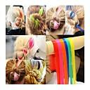1kpl punk fluorecent värejä hiukset pala / permanentti&cut toteutettavissa