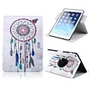 Windbell Design PU Full Body Case with Stand for iPad 2/3/4