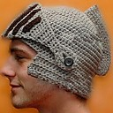 Unisex Knitwear/Lycra Trapper Hat , Vintage/Casual Winter