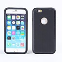 3-in-1 Combo Football Design PC+TPU Hard Back Cover for iPhone 6/6S