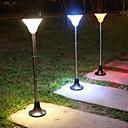 Lampe paysage de nuit en plein air conduit l'énergie solaire cour de pelouse