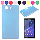 Buy Pure Color Non-Slip Design Hard Case Sony Xperia Z3 Mini(M55w)(Assorted Colors)