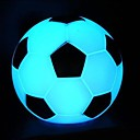 coloré forme de boule de changement de couleur Night Light LED