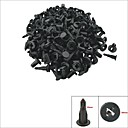 Buy K066 10Car Plastic Screw Panel Push Fastener Rivet Bumper Clips