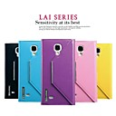 Promotion Two Lai Series Phone Leather Cases for Samsung Galaxy S4 I9500(Assorted Colors)