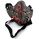 Buy Mask Inspired Tokyo Ghoul Cosplay Anime Accessories Black PU Leather Male
