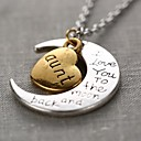 Buy Silver Pendant Necklaces Alloy Daily / Casual Jewelry