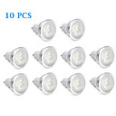 GU10 - 6 Spotlights (Warm White/Natural White 310 lm- AC 220-240 V- 10 stk