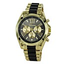 Men's Quartz Analog Calendar Dress Watch(Assorted Colors)