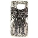 Giant Elephant TPU Back Case for Samsung Galaxy S6 Edge