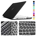 ENKAY Protective Keyboard Film and Matte Case for 13.3
