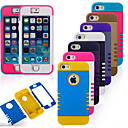 PC Specially Designed Back Cover for iPhone 5/5S (Assorted Color)
