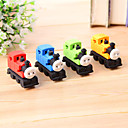 Cartoon Small Locomotive Eraser(Random Color)