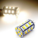 Buy G4 9W 18X SMD 5730 350LM 2800-3500/6000-6500K Warm White/Cool White Corn Bulbs AC 12V
