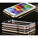 Single Luxury Set Auger Protection Box for Samsung S5 I9600 (Assorted Colors)