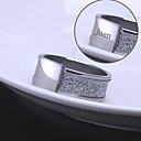 Buy Personalized Gift Unisex Ring Stainless Steel Engraved Jewelry
