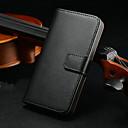 dompet kulit asli dengan kasus pemegang kartu untuk iphone 6 (berbagai macam warna)