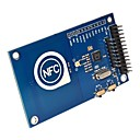 A Arduino 13.56mHz PN532 Compatible With Raspberry Pie Board NFC Card Reader Module