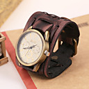 Buy Men's watch jewelry accessories Vintage leather bracelet table Leather personality Cool Watches Unique
