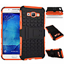 Buy TPU+PC Heavy Duty Armor Stand Case Protective Skin Double Color Shock Prooffor Samsung Galaxy A8/A7/A5/A3 2015