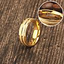 Personlig Smycken Rostfritt stål - i guld - Ringar