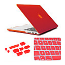 Buy 3 1 Matte Case Keyboard Cover Silicone Dust Plug Macbook Pro 15.4 inch (Assorted Colors)