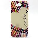 Buy Pencil Heart Pattern TPU Material Soft Phone Case LG L90 D405