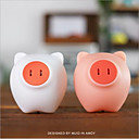 New Pig Saving LED Sensor Light Controlled Night Light Bedside Lamp