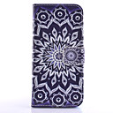 Buy Sunflower Pattern PU Material Purse Money Holder Protection phone case iPhone 5C