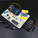 MEGA2560 Experiment Platform /MEGA2560 R3 Basic Learning Kit for Arduino--White