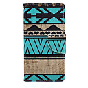 Buy National Wind Pattern PU Leather Wallet Design Full Body Case Stand Huawei P8 Lite