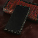 Buy Sony Case / Xperia Z3 Wallet Card Holder Stand Flip Full Body Solid Color Hard Genuine Leather SonySony