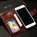 Luxury PU Leather Full Body Case with Card Slot, Frame Slot and Stand TPU Cover for iPhone 6/6S (Assorted Colors)